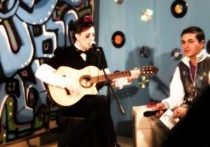 LAW POP se presentó en canal 6 de moreno!!