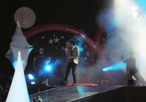 Law (laureano pita) se presentó en «soñando por cantar» en Salta!