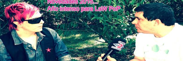 Novedades LaW PoP 2015