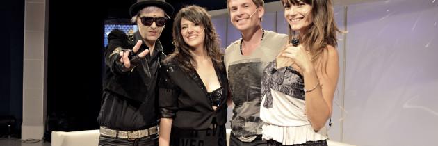 LaW PoP se presentó el 15/05 en CM y el 12/06 en Much Music! (click en la foto para mas info)