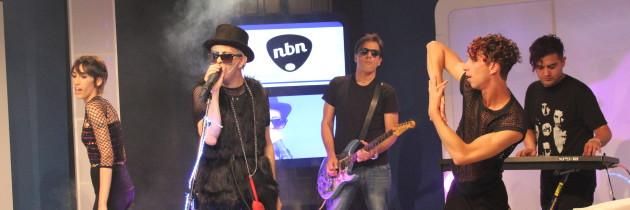 ¡LaW PoP se presentó en CM; el canal de la música el 29/02
