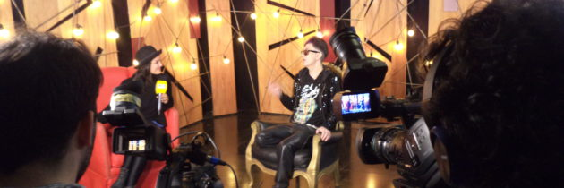 "LaW PoP nota exclusiva para ""En Estereo"" por canal 9"