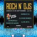 LaW PoP, Astropolo, Ruido de magia y Djs en La Cigale