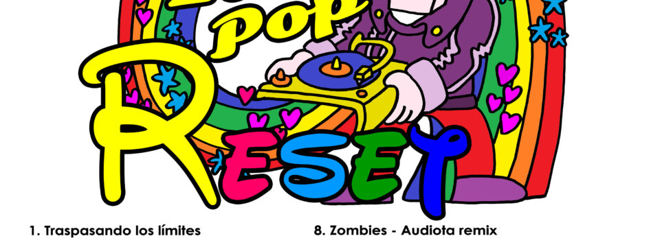 "LaW PoP editó ""Reset"" su quinto álbum"