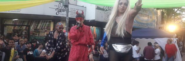 LaW PoP se presentó con éxito en la primer marcha LGTB de Berazategui