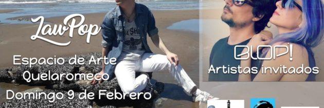 LaW PoP en vivo en Claromecó junto a Blop! Show 2020