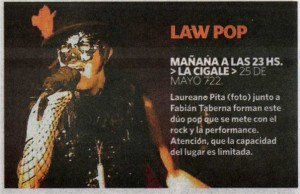 Prensa LaW PoP