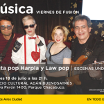 Law pop en el adan buenosayres