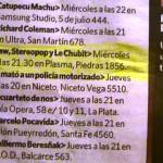suple si, Clarín, agosto 2012
