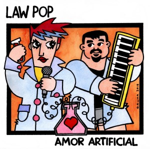 LAW POP AMOR ARTIFICIAL