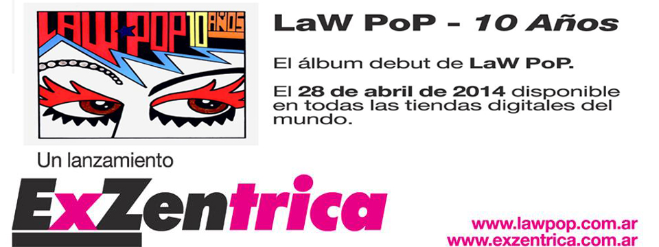 LaW PoP edita una recopilación digital 10 aniversario!!