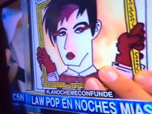 LaW poP en noches mias por c5n
