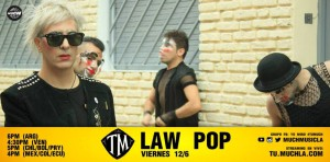 LaW PoP en MUCH MUSIC