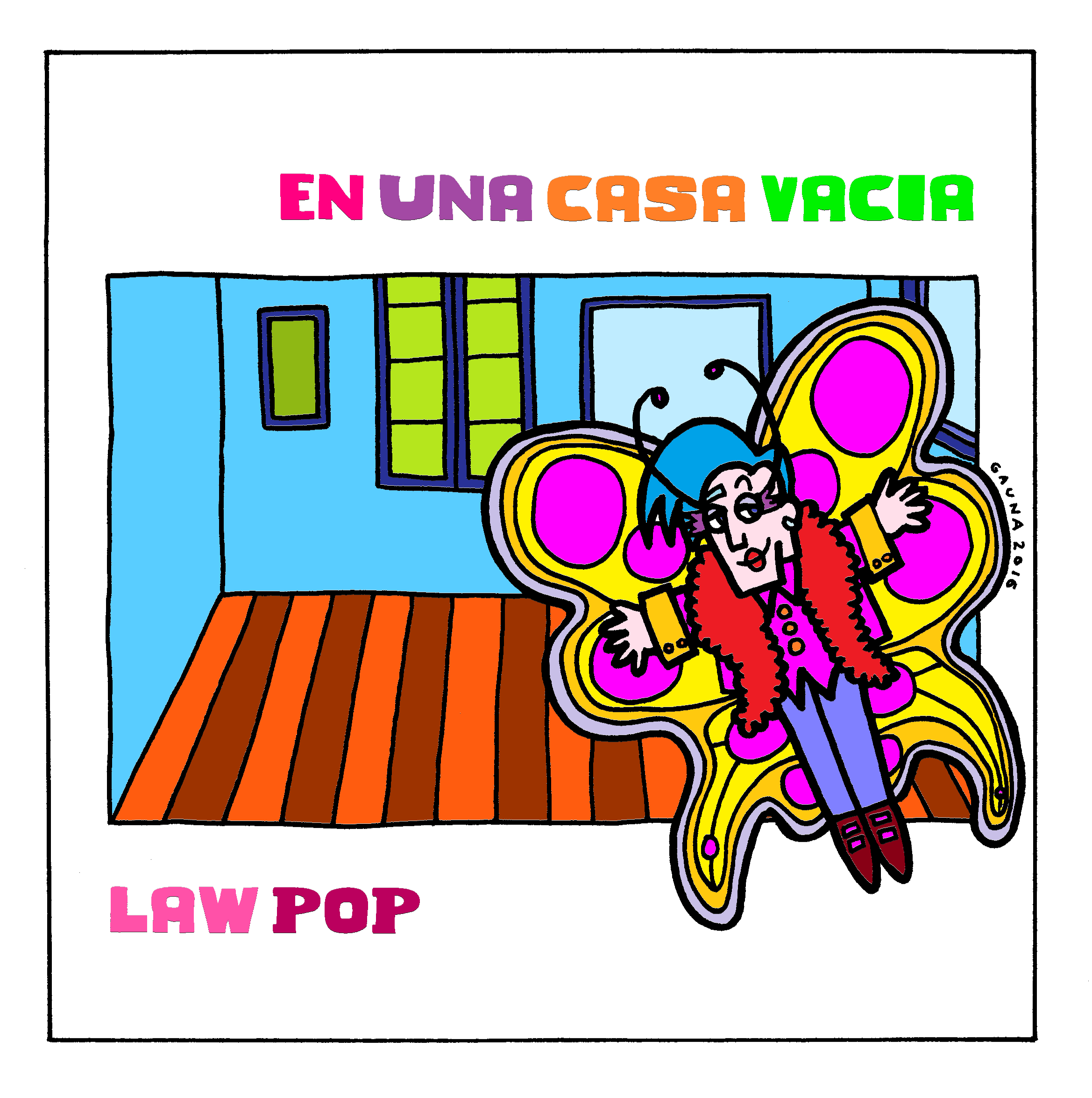 law-pop-en-una-casa-vacia