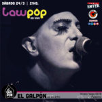Law pop en galpon de Niceto